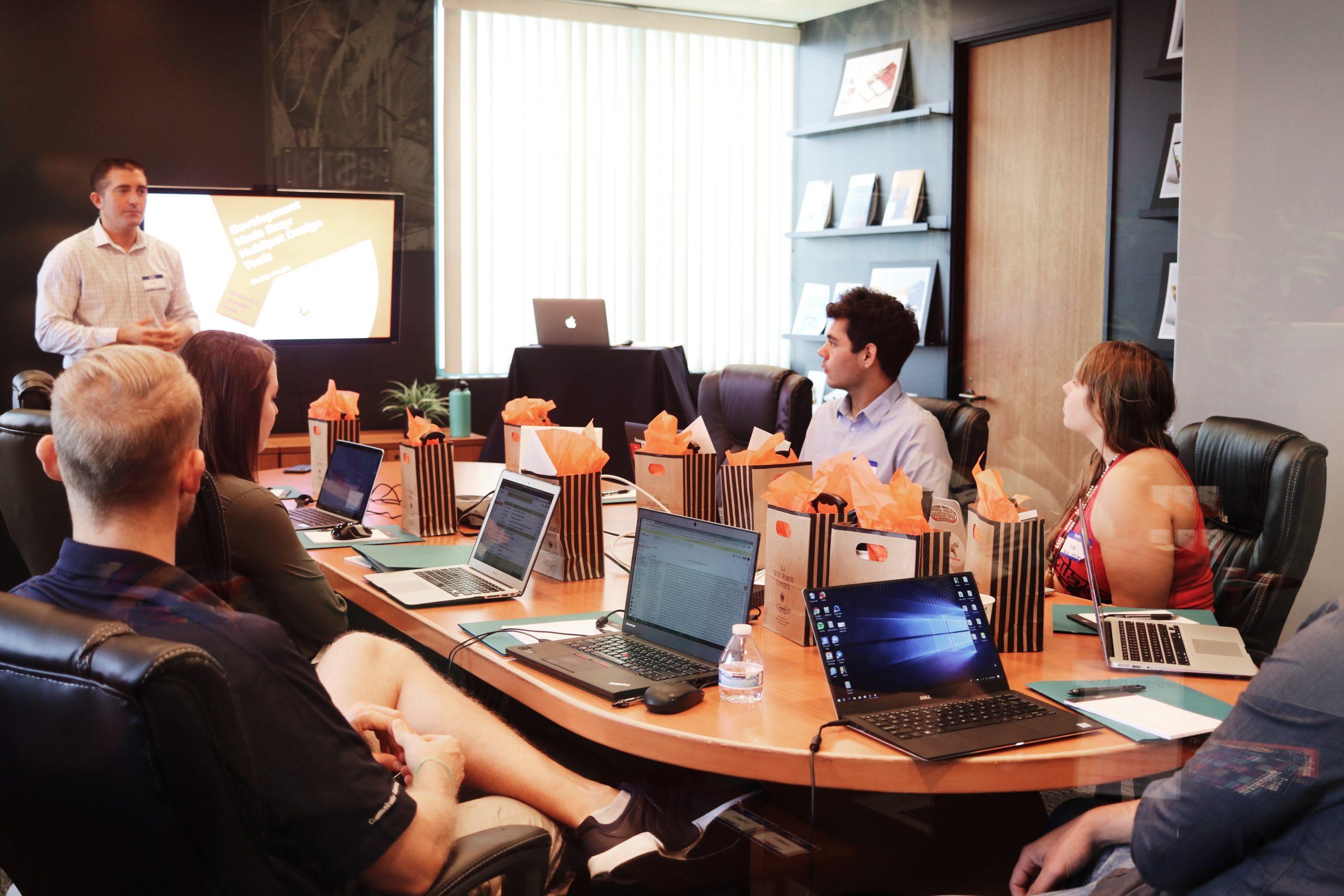 Methods For Improving Communications Skills
